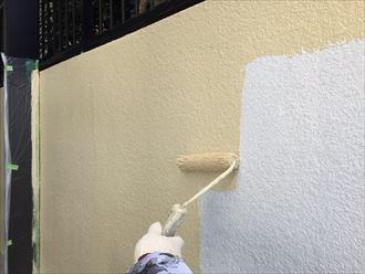 我孫子市塗装施工036