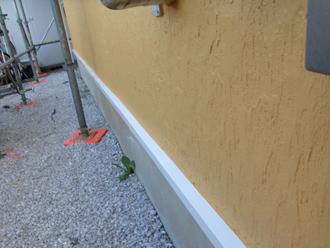 千葉市若葉区で屋根塗装前の無料点検中です