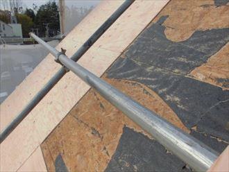 松戸市屋根葺き替えガルテクト011