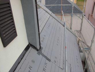 松戸市屋根葺き替えガルテクト014