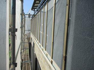 松戸市外壁カバー工事016