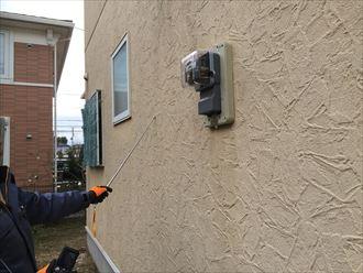 外壁,サイディング,浮き,打診用ハンマー