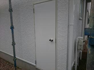 ドア,塗装