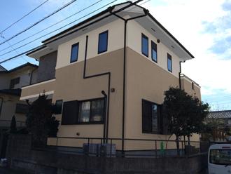横浜市旭区|パーフェクトトップでアパート塗装のシュミレーション