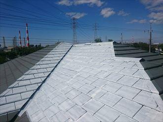 下塗り,屋根,遮熱