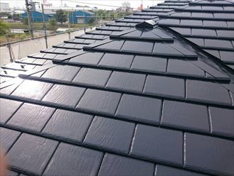 屋根,サーモアイ,クールブラック