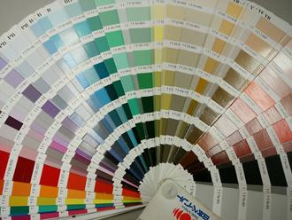 外壁塗装 日本塗料工業会 色サンプル 色見本