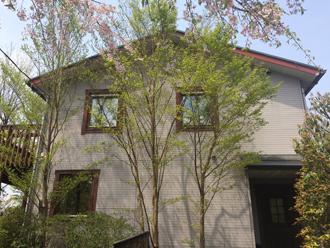 藤沢市|過去の外壁塗装事例を参考にしてカラーシミュレーション