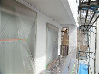白,外壁,サイディング
