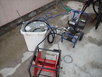 高圧洗浄,水圧,水