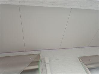 軒天塗装,N-90,ケンエース