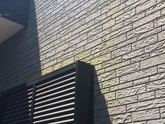 横浜市港南区で行った外壁塗装の下地処理をご紹介します