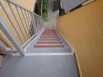 ロテクトクリヤーで外壁塗装、雨戸など細部もメンテナンス