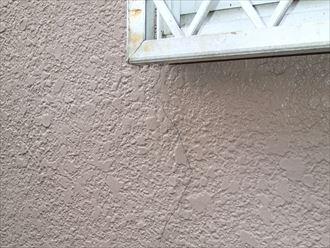 千葉市 化粧スレート屋根とモルタル外壁塗り替え工事が始まりました