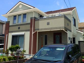 横須賀市|屋根補修とコーキングのブリード現象についてのご相談!