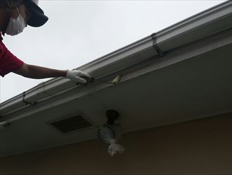 梅雨の晴れ間は屋根塗装!千葉市の屋根外壁塗装工事