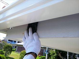 塗装,破風板,雨樋,付帯部,ファインSi