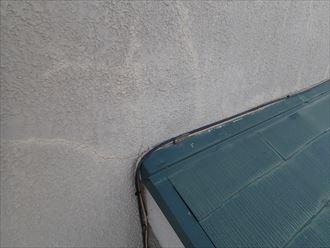 ヘアークラック,外壁