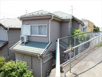 ,屋根外壁塗装,カラーシュミレーション