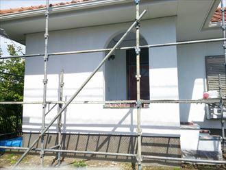 パーフェクトサーフ,下塗り,モルタル外壁