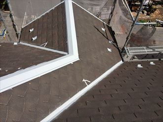 屋根,補修