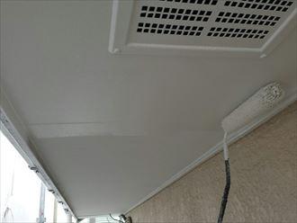 軒天塗装,ケンエース,N90