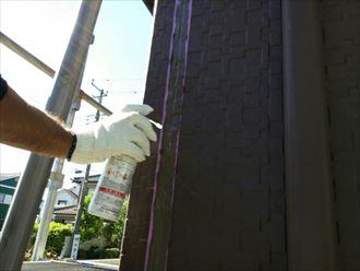 サーモアイSiで屋根塗装!色はクールダークグレーでシックな装いに