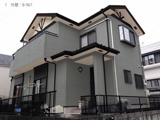 流山市|屋根外壁塗装のお問合せをいただきました!