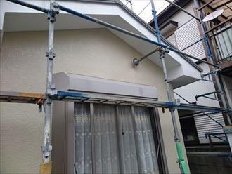 1階部分,外壁塗装,パーフェクトトップ