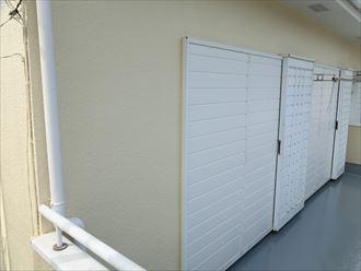 外壁,雨戸,塗装
