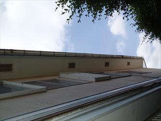 軒天,破風板,無料点検,塗装工事