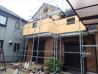 屋根外壁塗装,エラストコート,1液ワイドシリコン遮熱α