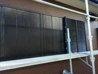 富津市 低汚染塗料ナノコンポジットで外壁塗装とコーキング打替