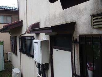 市原市のK様より外壁塗装のご相談でお伺いしました