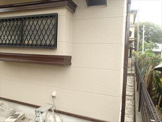 パーフェクトトップ,外壁塗装,完工
