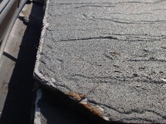 木更津市|屋根塗装前の屋根点検