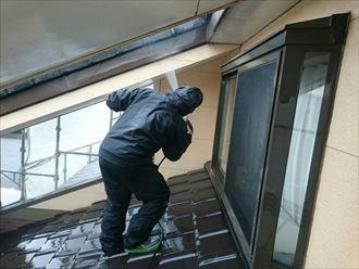 高圧洗浄,屋根,外壁