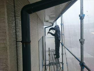 外壁,塗装,高圧洗浄