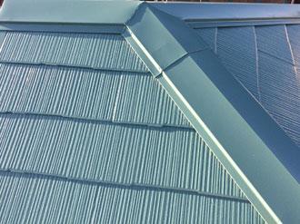 屋根塗装 ファインパーフェクトベスト ミラノグリーン