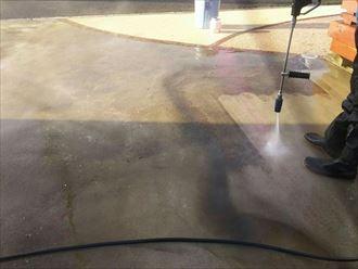 勝浦市 進化した低汚染塗料ナノコンポジットW防藻+で外壁塗装!