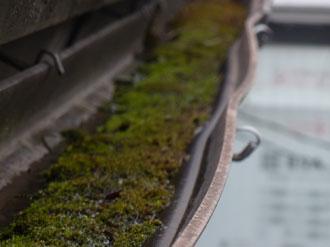 松戸市|モスグリーンの屋根に葺き替え、外壁は鮮やかなイエローへ