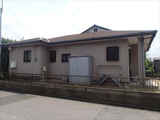 屋根外壁塗装,塗装前