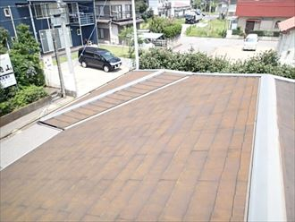 屋根,調査