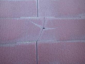 横浜市|色サンプルと完工写真の比較(屋根塗装・ヤネMシリコン)
