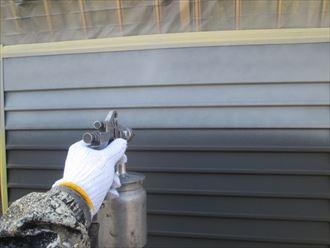 屋根と外壁塗装のメンテナンスを実施いたしました