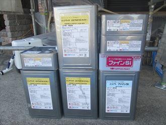 川崎市多摩区の外壁塗装 目地のコーキングはこまめに打替補修!