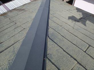 棟板金交換,屋根塗装