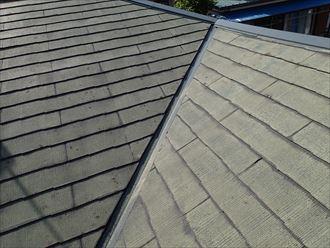 谷,屋根塗装