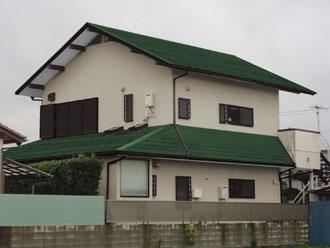 介!サーモアイSiとナノコンポジットWで屋根外壁塗装