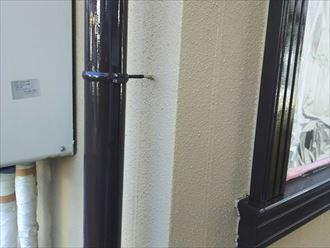 雨樋,塗装,2回塗り,ケレン